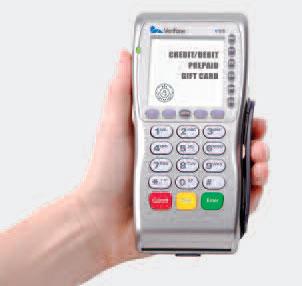 cost credit card machine